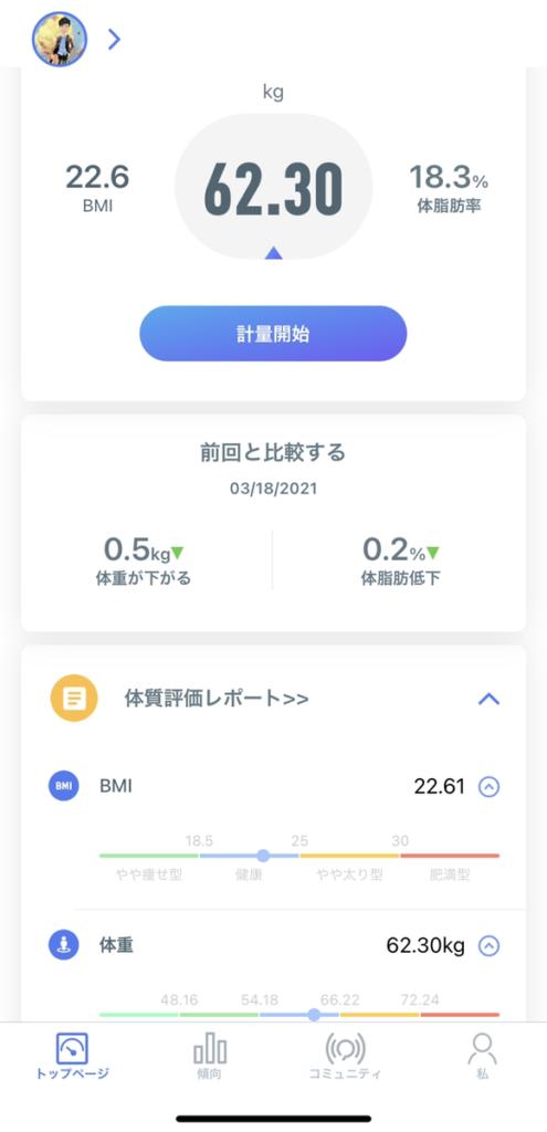 アプリキャプチャ②