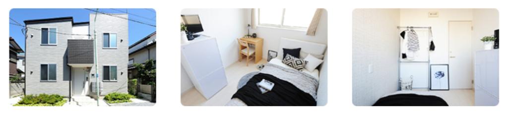 【シェアドアパートメント】東京都内で家賃が安い:築浅全室個室