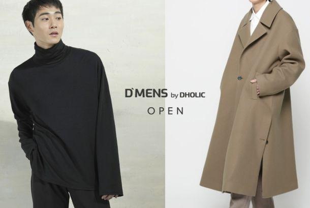 【DHOLIC】メンズが復活してる!コスパ最高の通販サイトD'MENS(ディーメンズ)