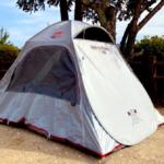 【買ってみた!】Coleman(コールマン)のクイックアップIGシェード+を公園テントで使うと快適!